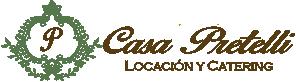 Pretelli Locación y Catering